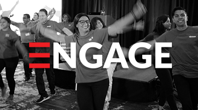 Milestone sharing the passion… at ENGAGE 2018