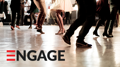 Bring Your ENGAGE Dancing Shoes
