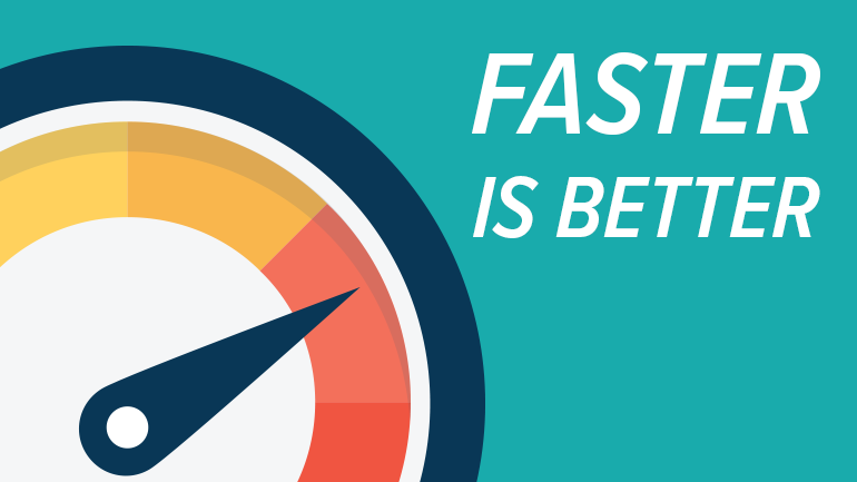 Faster Is Better – How To Improve Your Website Speed with Google's PageSpeed Insights Update