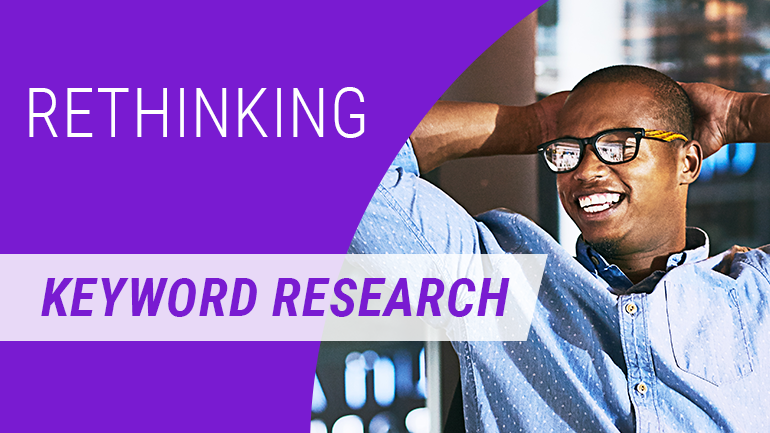 Rethinking Keyword Management