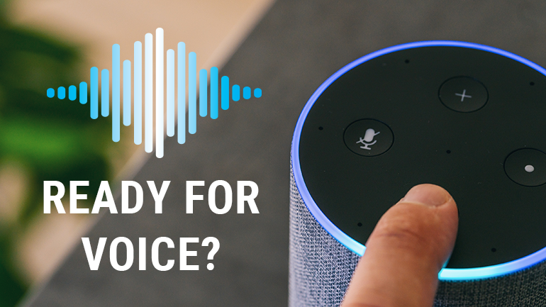 Here's Why You're Not Ready for the Next Big Thing in Search - Voice