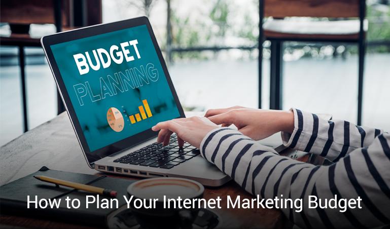 How to plan internet marketing budget