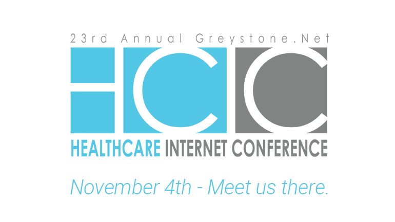 Meet us at HCIC - Nov. 4