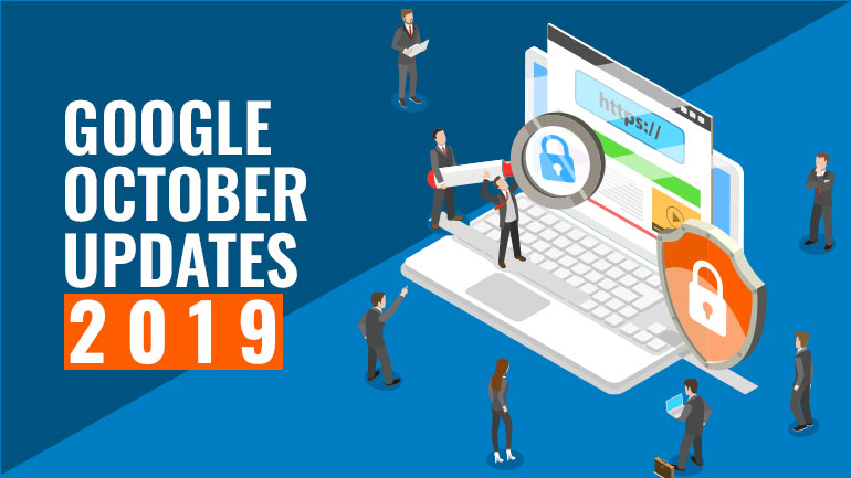 Google October Updates: The BIG BERT update, and more from Google
