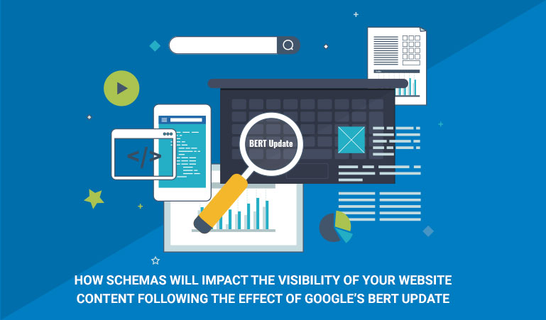How schemas will impact the visibility of your website content following the effect of Google's BERT update