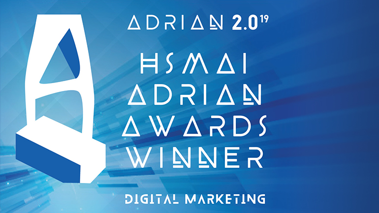 Milestone wins big at HSMAI Adrian Awards