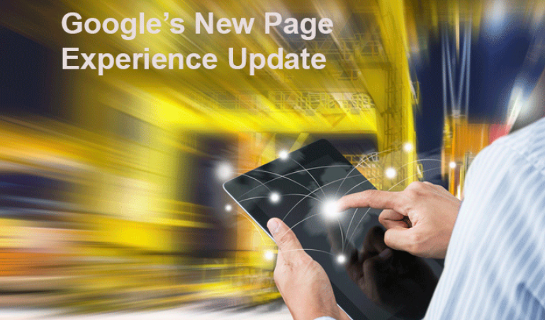 Google's New Page Experience Update and Core Vitals