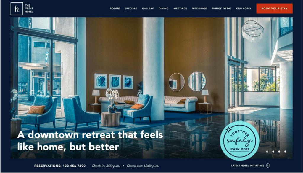 Downtown Retreat - milestoneinternet.com, Milestone Inc.