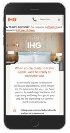 IHG - milestoneinternet.com, Milestone Inc.