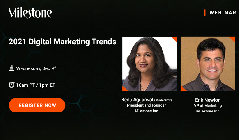 Webinar: 2021 Digital Marketing Trends