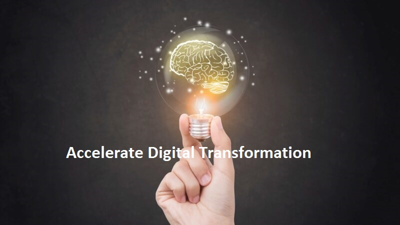 7 Steps to Accelerate Your Digital Transformation