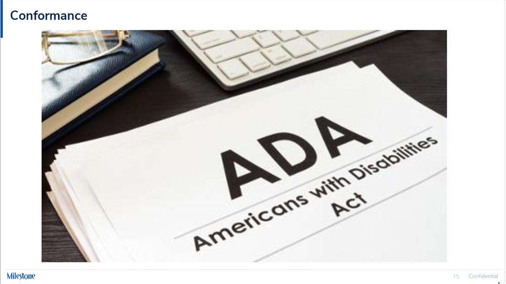 ADA - milestoneinternet.com, Milestone Inc.