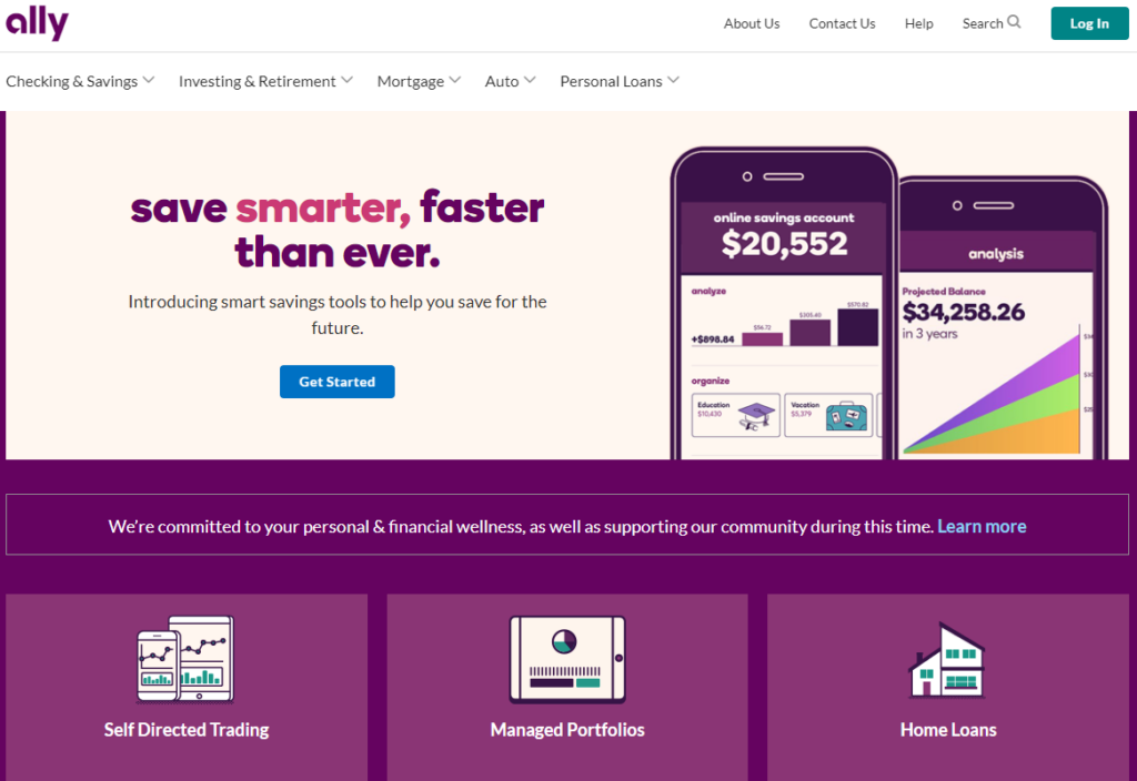 ally bank narrows down the choices - milestoneinternet.com, Milestone Inc.