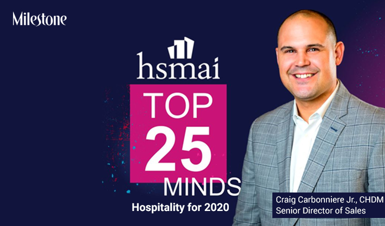 Top 25 Extraordinary Minds in Hospitality For 2020