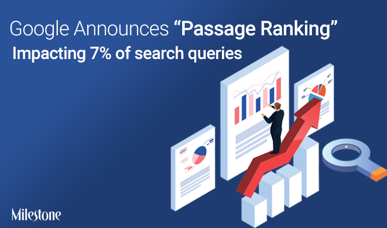 Google announces 'Passage Ranking' - which will impact 7% of search queries - Milestone Inc - www.milestoneinternet.com