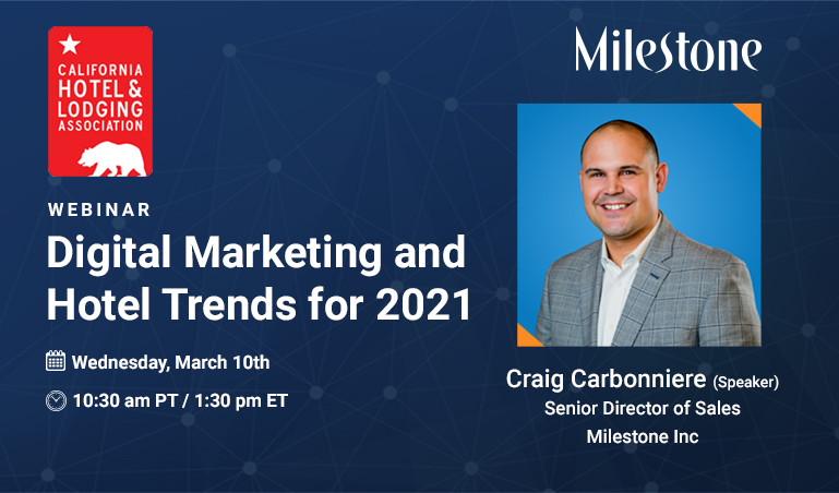 Digital Marketing and Hotel Trends for 2021