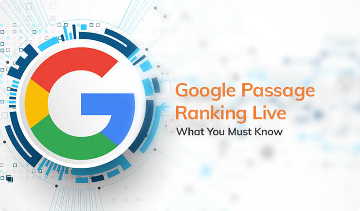Google announces 'Passage Ranking' - which will impact 7% of search queries