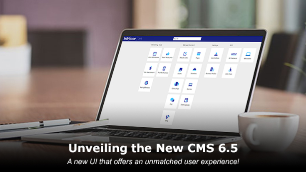 Milestone New CMS 6.5