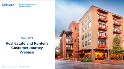 Real Estate and Renter's Customer Journey