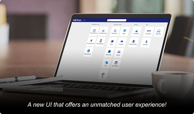 Unveiling the new CMS 6.5 UI that redefines user experience