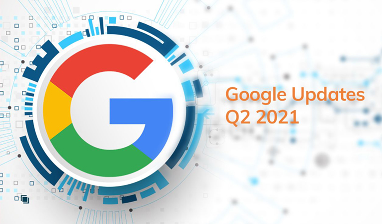Google update Q2: Page experience algorithm