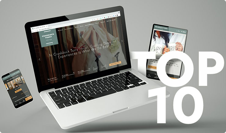 Top 10 Website Must-Haves for Hospitality in 2021